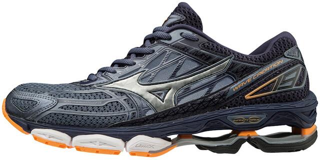 CAMPZ running Chaussures Wave Creation Mizuno gris Homme 19 sur dqCPd8